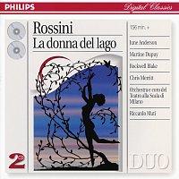 June Anderson, Rockwell Blake, Orchestra e coro del Teatro alla Scala, Milano – Rossini: La Donna del Lago [2 CDs] – CD