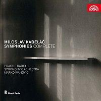 Přední strana obalu CD Kabeláč: Symfonie Komplet