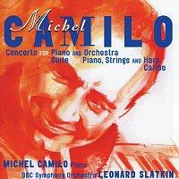 Michel Camilo, BBC Symphony Orchestra, Leonard Slatkin – Michel Camilo: Concerto for Piano & Orchestra; Suite for piano, harp & strings; Caribe