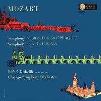 Rafael Kubelík – Rafael Kubelík - The Mercury Masters [Vol. 8 - Mozart: Symphonies Nos. 34 & 38]