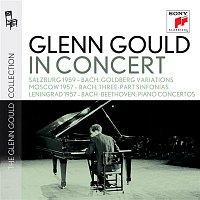 Glenn Gould, Johann Sebastian Bach – Glenn Gould in Concert: Salzburg 1959 (Bach); Moscow 1957 (Bach); Lenningrad 1957 (Bach, Beethoven) – CD