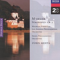 Maureen Forrester, Israel Philharmonic Orchestra, Los Angeles Philharmonic – Mahler: Symphonies Nos. 1 & 3 [2 CDs]