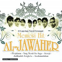 Přední strana obalu CD Memori Hit Al-Jawaher