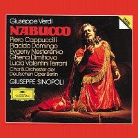 Orchester der Deutschen Oper Berlin, Giuseppe Sinopoli – Verdi: Nabucco [2 CDs]