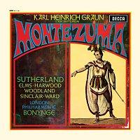 Lauris Elms, Joan Sutherland, Richard Bonynge – Graun: Montezuma – Excerpts [Opera Gala – Volume 6]