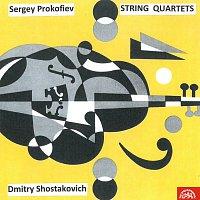 Smetanovo kvarteto – Prokofjev, Šostakovič: Smyčcové kvarterty