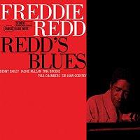 Přední strana obalu CD Redd's Blues