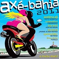 Přední strana obalu CD Axé Bahia 2011