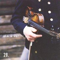 Přední strana obalu CD Ola & Per
