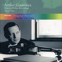 Arthur Grumiaux – Arthur Grumiaux - Historic Philips Recordings 1953-1962