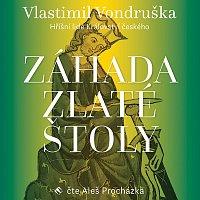 Přední strana obalu CD Vondruška: Záhada zlaté štoly - Hříšní lidé Království českého