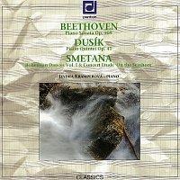 Jindra Kramperová – Beethoven, Dusík & Smetana: Klavírní skladby