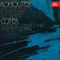 Různí interpreti – Kohoutek: Symfonické aktuality - Koncertní fresky pro orchestr, Čotek: Koncert pro dva hráče na bicí nástroje a orchestr MP3