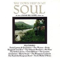 Různí interpreti – Way Down In My Soul: Best Of Sugar Hill Gospel