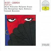 Metropolitan Opera Orchestra, Leonard Bernstein – Bizet: Carmen (Highlights)