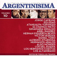 Aldo Monges – Argentinisima Vol.10 - Exitos De Todos Los Tiempos