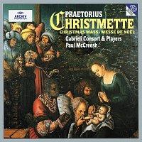 Přední strana obalu CD Praetorius: Christmas Mass