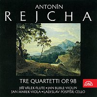 Různí interpreti – Rejcha: Tři kvartety, op. 98