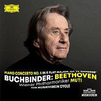 """Rudolf Buchbinder, Wiener Philharmoniker, Riccardo Muti – Beethoven: Piano Concerto No. 5, Op. 73 """"Emperor"""""""