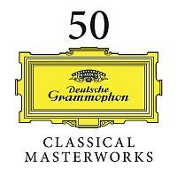 Přední strana obalu CD 50 Classical Masterworks