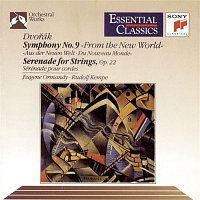 Rudolf Kempe, Antonín Dvořák, Munchner Philharmoniker – Dvorák:  Symphony No. 9 & Serenade for Strings