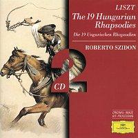 Roberto Szidon – Liszt: Hungarian Rhapsodies