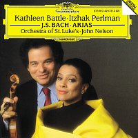 Orchestra Of St Luke's, John Nelson – J.S. Bach: Arias for Soprano and Violin