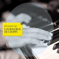 Přední strana obalu CD Los Boleros de Chopin