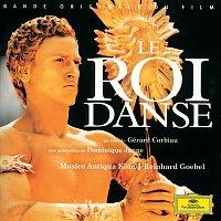 Přední strana obalu CD Lully: Le Roi Danse - Original Motion Picture Soundtrack