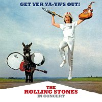 Přední strana obalu CD Get Yer Ya-Ya's Out! The Rolling Stones In Concert [40th Anniversary Edition]