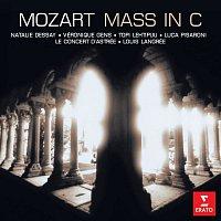 Louis Langrée, Denis Comtet, Le Choeur d'Astrée, Le Concert d'Astrée, Yves Castagnet – Mozart: Mass in C Minor