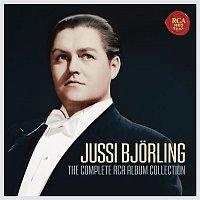 Erich Leinsdorf, Giacomo Puccini, Ugo Catania, Luigi Rossi – Jussi Bjorling - Complete RCA Album Collection