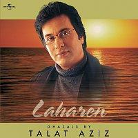 Přední strana obalu CD Laharen