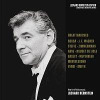 Leonard Bernstein, John Philip Sousa, New York Philharmonic Orchestra – Bernstein Conducts Great Marches