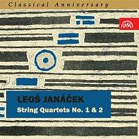 Smetanovo kvarteto – Classical Anniversary Leoš Janáček Smyčcové kvartety č. 1 a 2