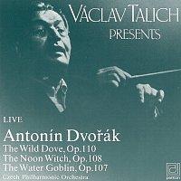 Česká filharmonie, Václav Talich – Dvořák: Holoubek, Polednice, Vodník