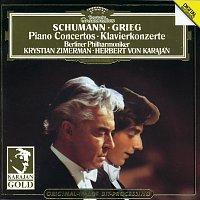 Krystian Zimerman, Berliner Philharmoniker, Herbert von Karajan – Schumann / Grieg: Piano Concertos