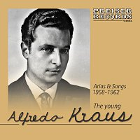 Alfredo Kraus, Mario Cordone, José Lloret, Orquesta de Camera de Madrid – Titel: The young Alfredo Kraus