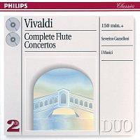 Přední strana obalu CD Vivaldi: Complete Flute Concertos