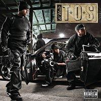 Přední strana obalu CD T.O.S. (Terminate On Sight)