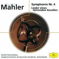 Elsie Morison, Dietrich Fischer-Dieskau, Rudolf Koeckert, Rafael Kubelík – Mahler: Sinfonie Nr.4 - Lieder eines fahrenden Gesellen