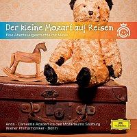 Géza Anda, Camerata Academica des Mozarteums Salzburg, Wiener Philharmoniker – Der kleine Mozart auf Reisen - Eine Abenteuergeschichte mit Musik