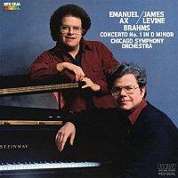 Emanuel Ax, Johannes Brahms, James Levine, Chicago Symphony Orchestra – Brahms: Piano Concerto No. 1, Op. 15