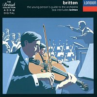 The National Philharmonic Orchestra, Richard Bonynge, London Symphony Orchestra – Britten:The Young Person's Guide to the Orchestra; Four Sea Interludes etc