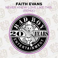 Faith Evans – Never Knew Love Like This (Remix)