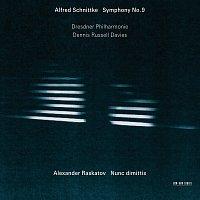 Dresdner Philharmonie, Dennis Russell Davies, Elena Vassilieva – Schnittke: Symphony No. 9 / Raskatov: Nunc Dimittis
