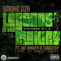 Smoke DZA, Wiz Khalifa, Curren$y – Legends In The Making [Ashtray Pt. 2]