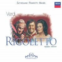 Dame Joan Sutherland, Luciano Pavarotti, Sherrill Milnes, Ambrosian Opera Chorus – Verdi: Rigoletto - Highlights