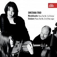 Smetanovo trio – Mendelssohn-Bartholdy, Schubert: Klavírní tria
