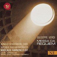 Nikolaus Harnoncourt, Giuseppe Verdi, Wiener Philharmoniker, Arnold Schoenberg Chor – Verdi: Requiem